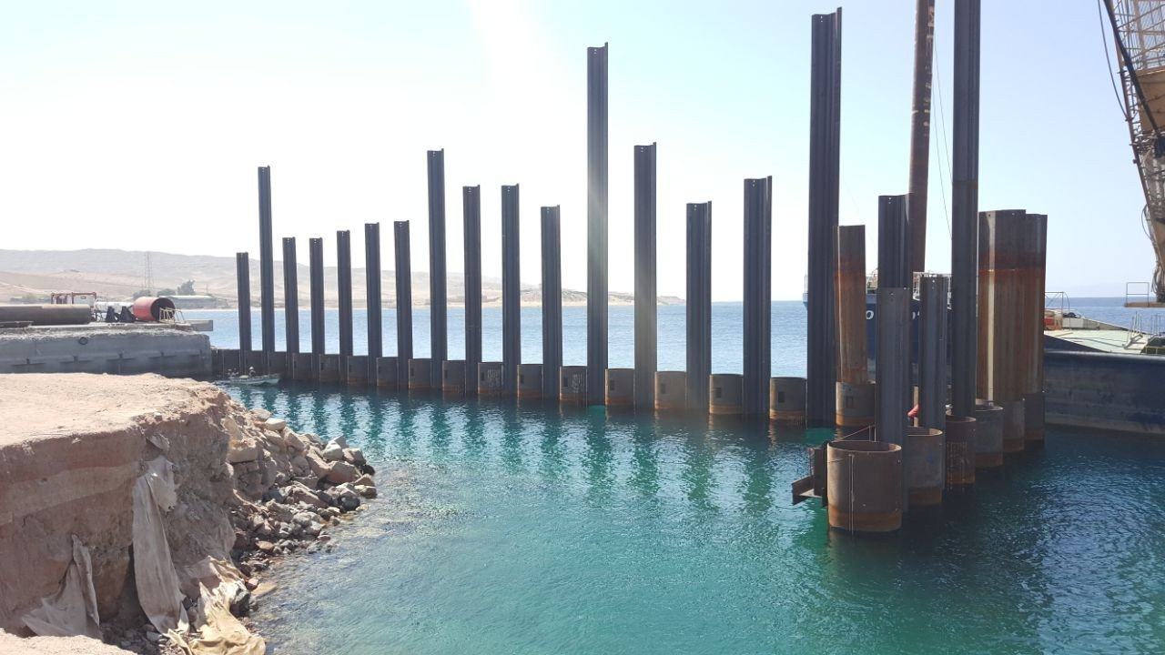 Port Of Aqaba Contact Information: Aqaba New Port Phase 2 And 3